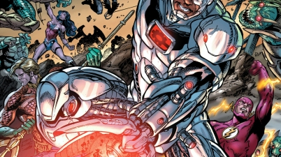 Cyborg And The Justice League (Rebirth)