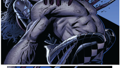 Lady Deathstrike Ambushes Wolverine