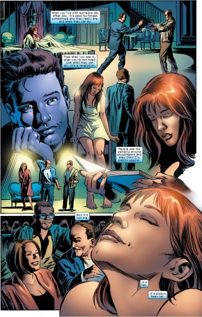 Peter Parker Loves Mary Jane Parker