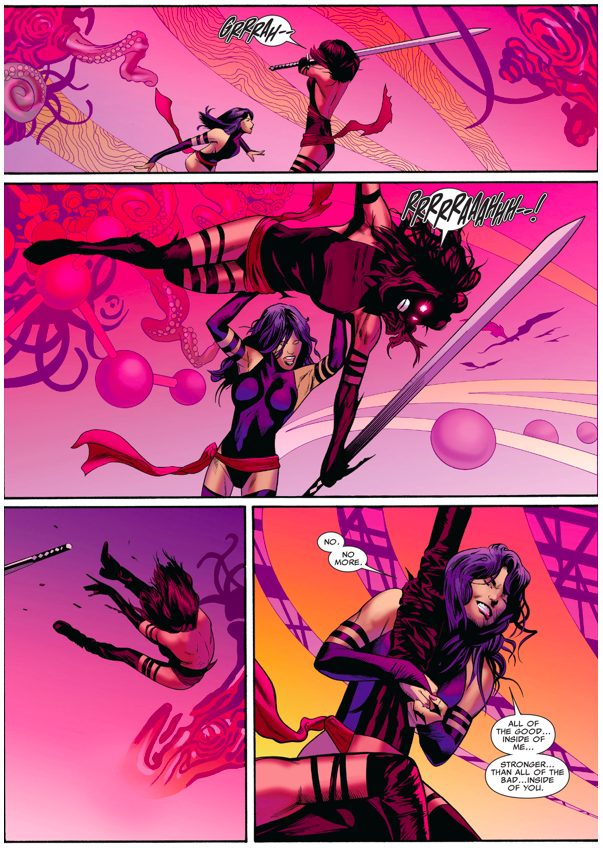 Psylocke Vs Kwannon Comicnewbies