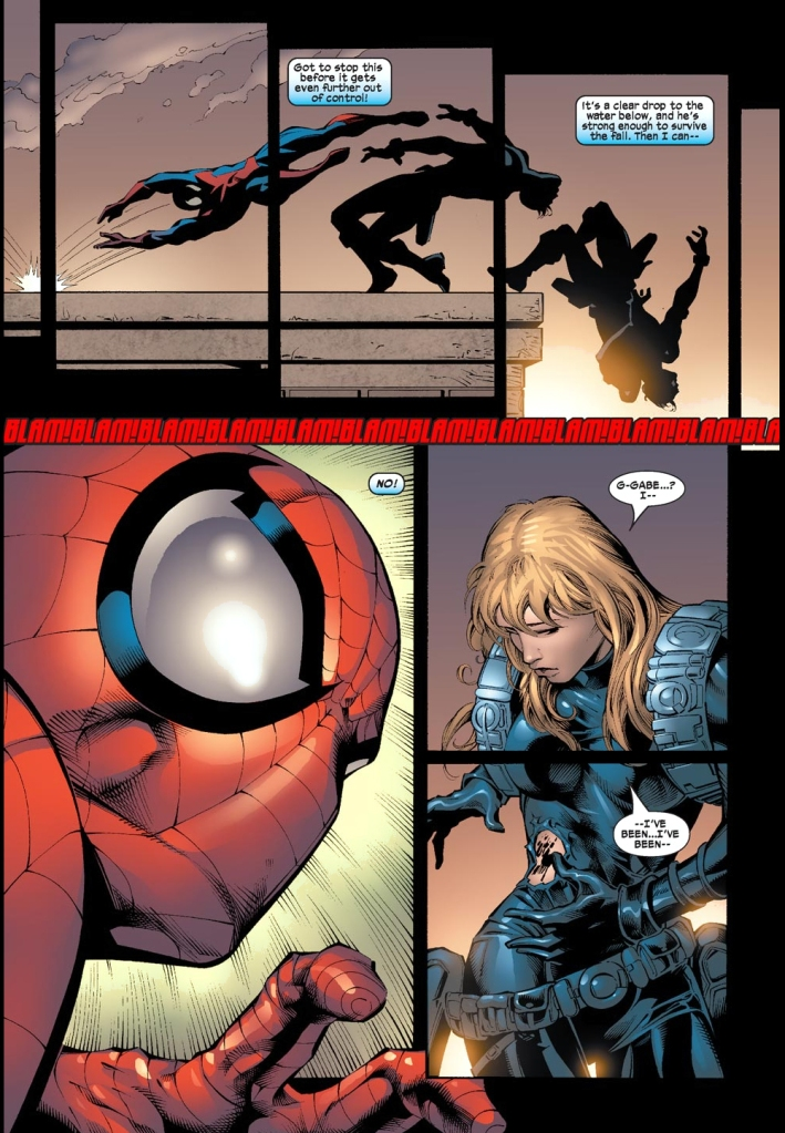 Spider-Man Saves Sarah Stacy