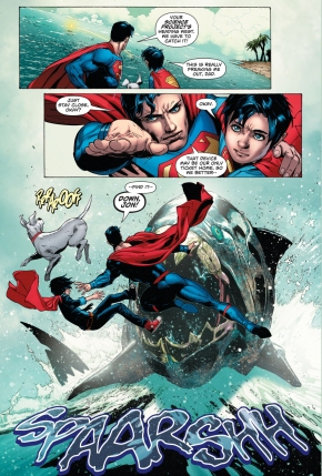superman-vs-a-giant-fish