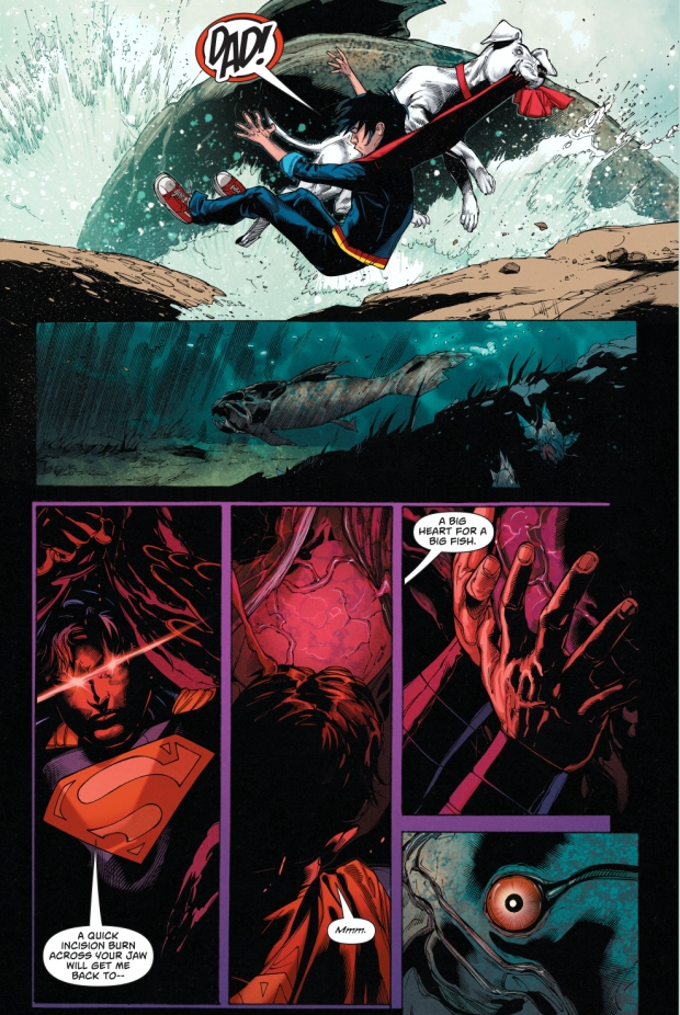 superman-vs-a-giant-fish