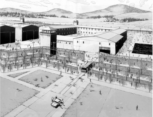 The Prison (The Walking Dead #34)
