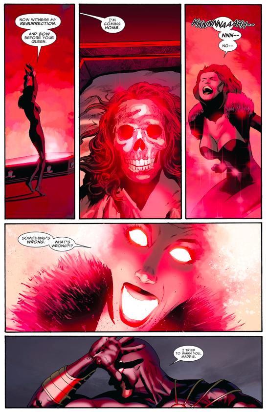 The X-Men VS The Siste...
