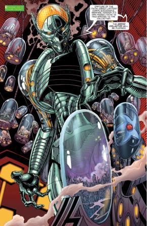 Brainiac 2.0 Captures Xudar