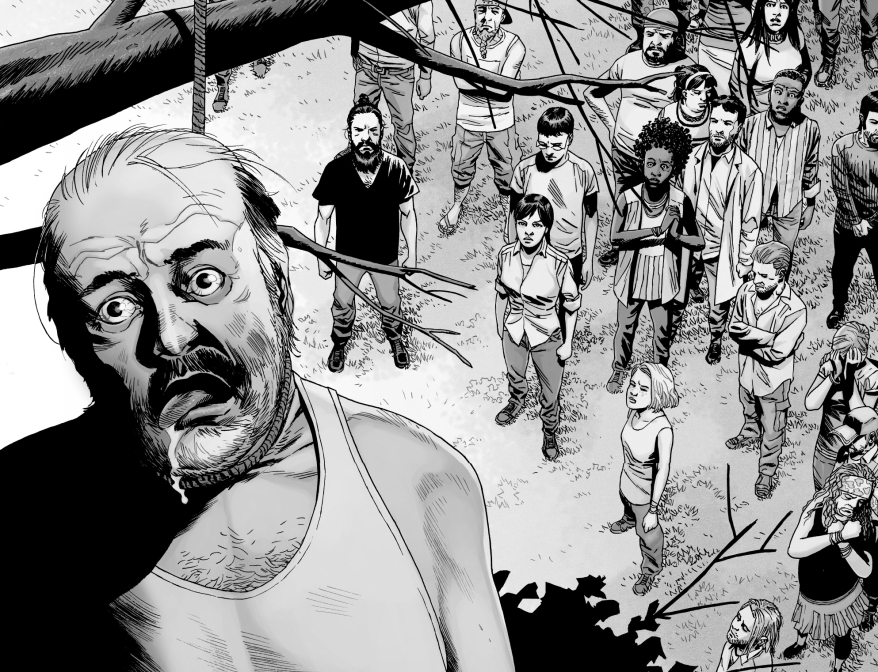 Gregory's Death (The Walking Dead)