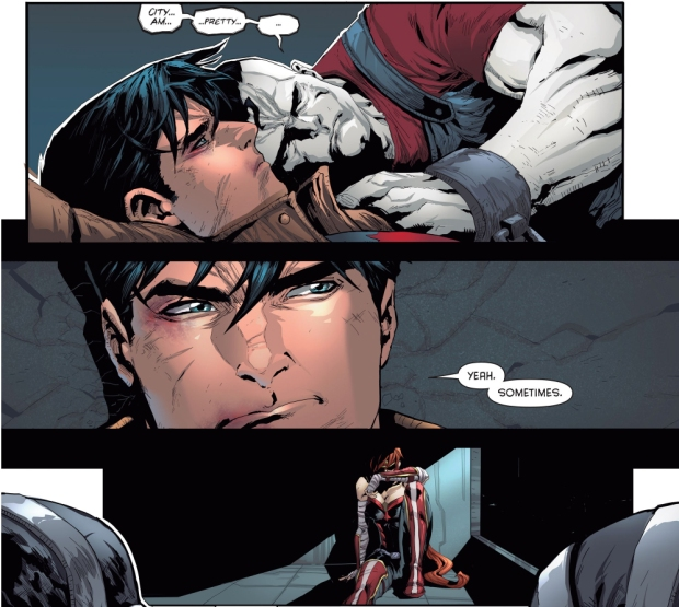 how-red-hood-and-bizarro-became-friends