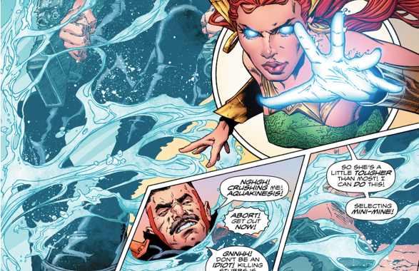 Mera VS Broadside