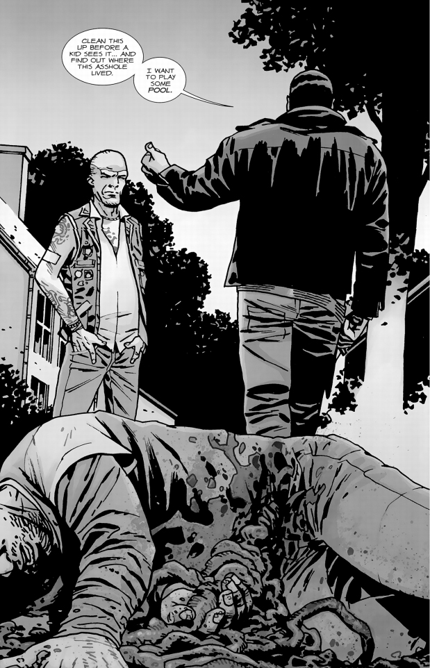 Why Negan Killed Spencer Monroe (The Walking Dead) | Comicnewbies