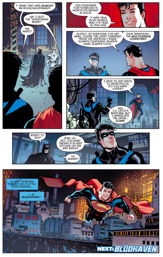 Nightwing Is The Same In Every Earth