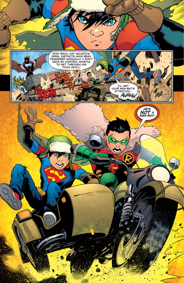 robin-and-superboy-vs-goliath
