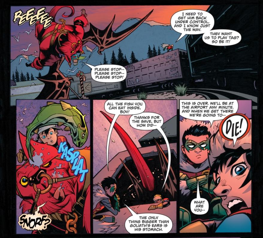 robin-and-superboy-vs-goliath