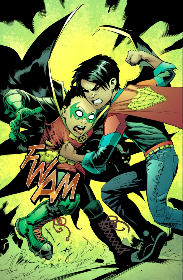 superboy-vs-robin-rebirth
