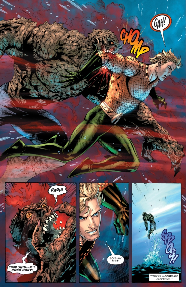 aquaman-vs-killer-croc-justice-league-vs-suicide-squad