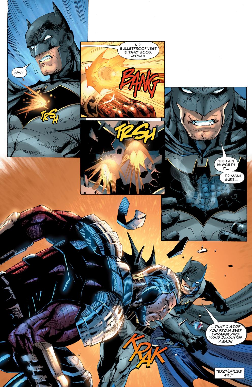 Batman Vs Deadshot Justice League Vs Suicide Squad