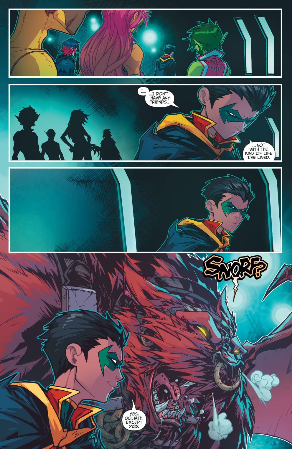 Teen Titans | Comicnewbies | Page 7