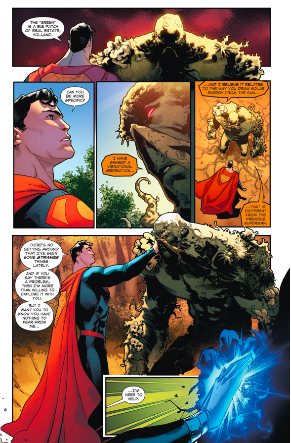 superman-accidentally-infects-swamp-thing-rebirth