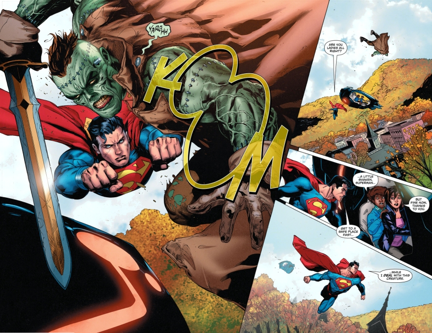 superman-vs-frankenstein-rebirth