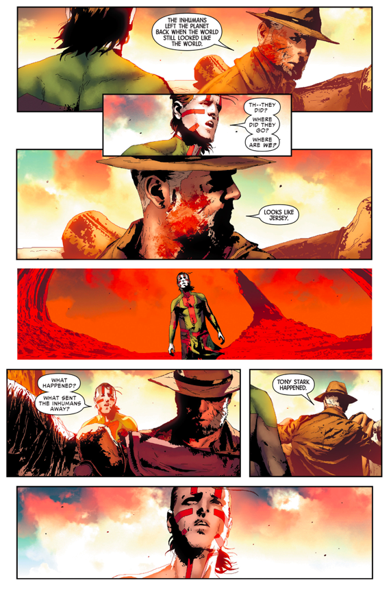 Ulysses Meets Old Man Logan In The Future
