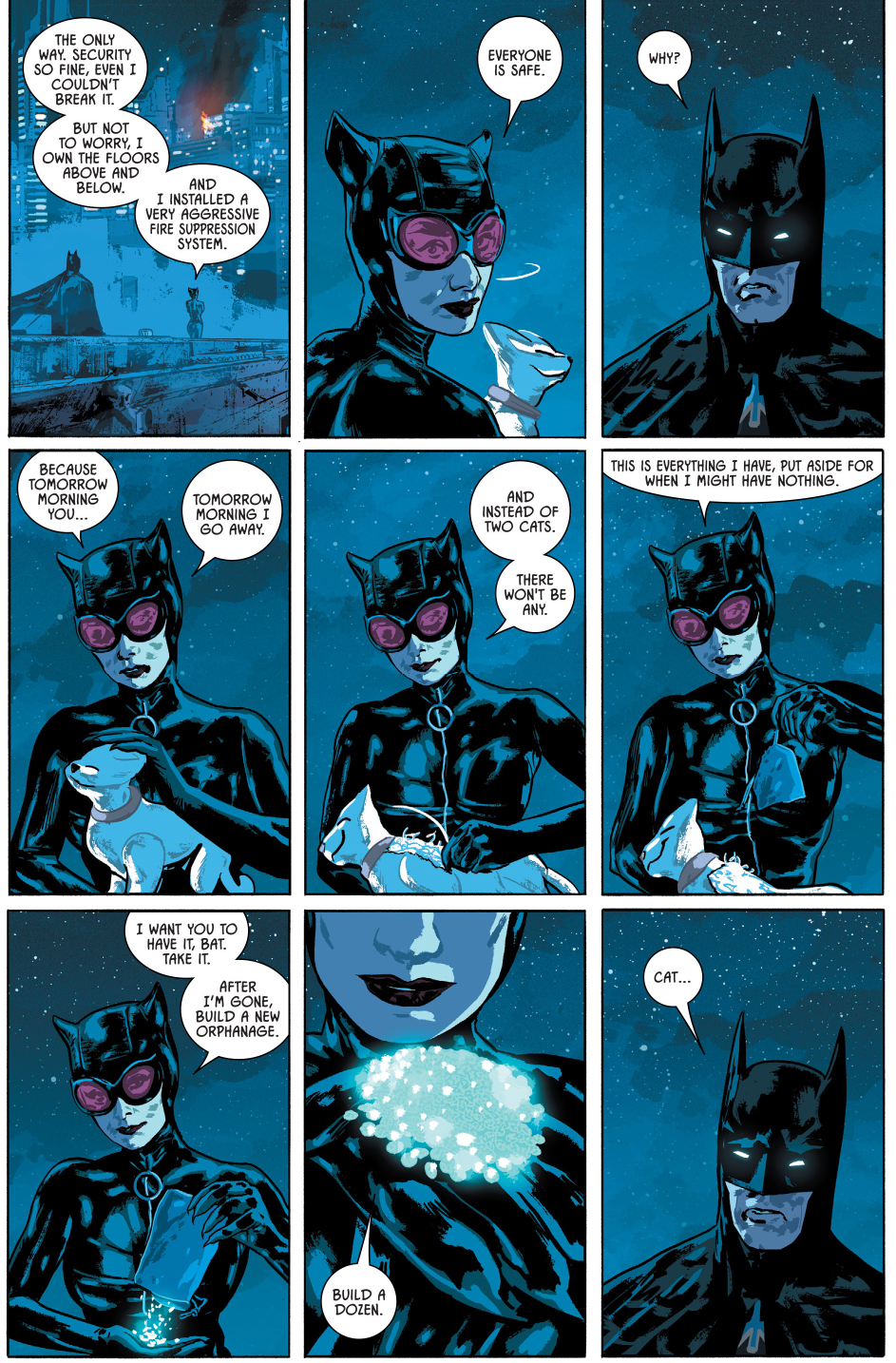 Sex Cat Woman 8