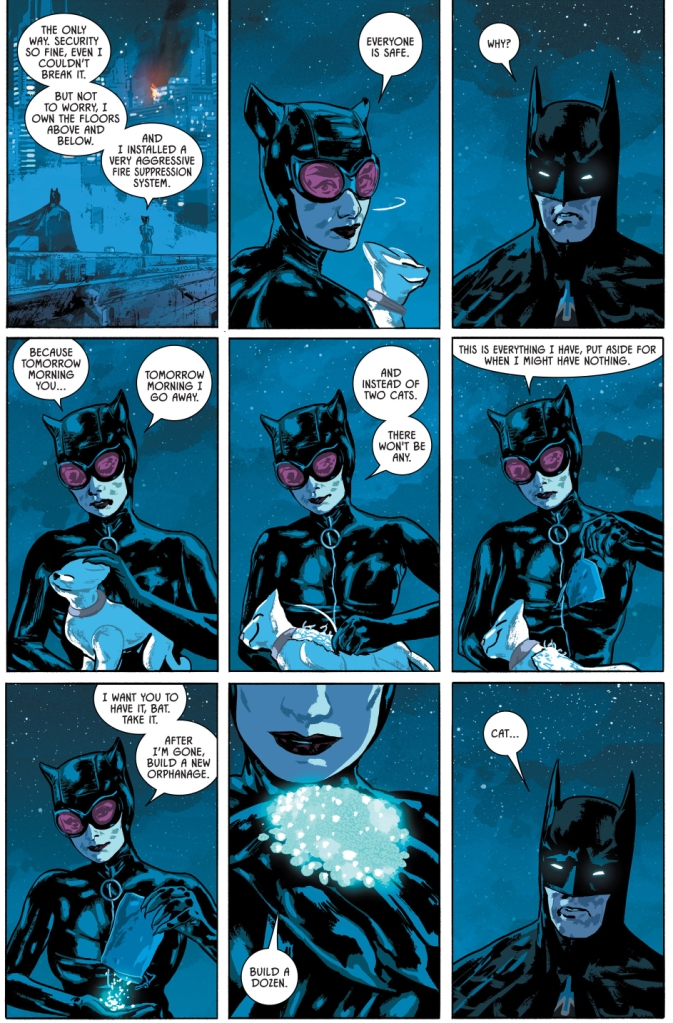 Batman Has Sex With Catwoman (Rebirth)
