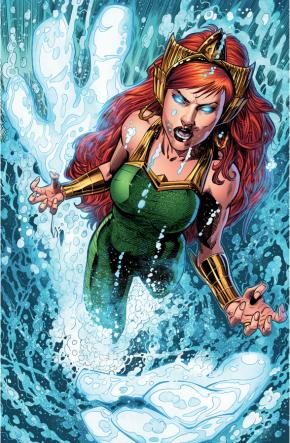 The Aquamarines Tries To Assassinate Aquaman (Rebirth)