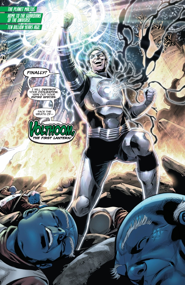 Volthoom (Green Lanterns #13)