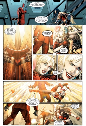 wonder-woman-and-harley-quinn-vs-johnny-sorrow