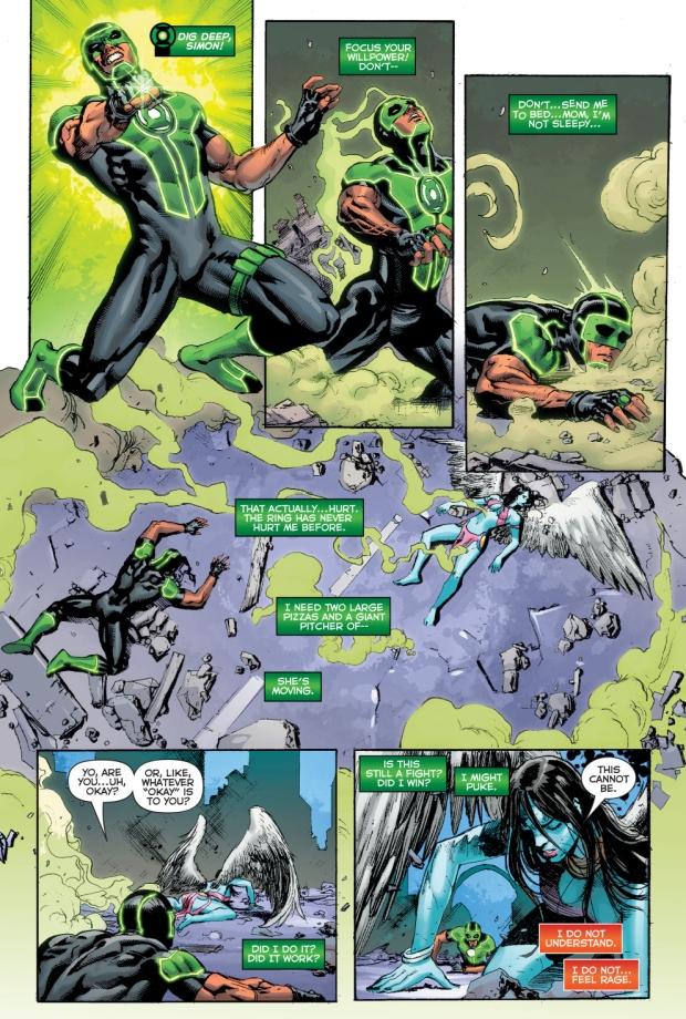 green-lantern-simon-baz-heals-bleez