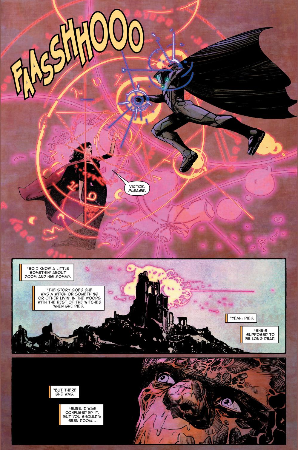 c0e366263c8 Infamous Iron Man VS Cynthia Von Doom | Comicnewbies