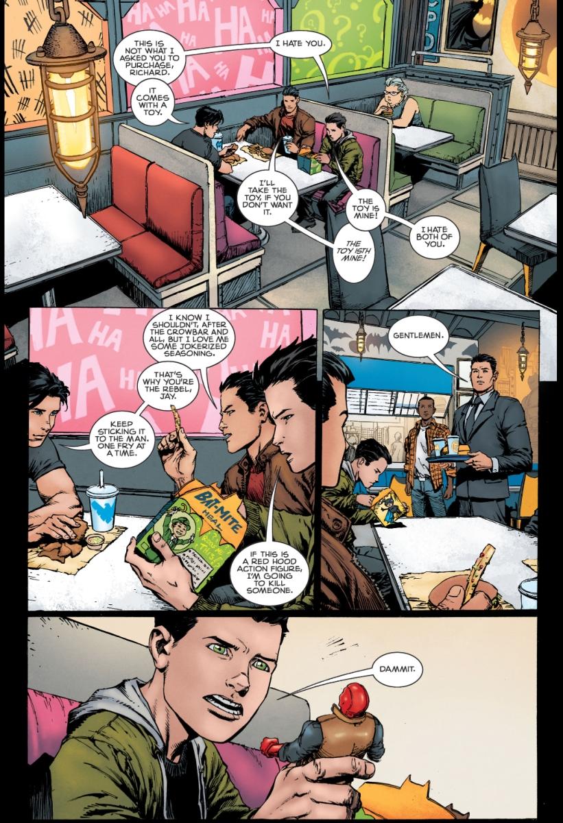 Cyborg Teen Titans Story-2276