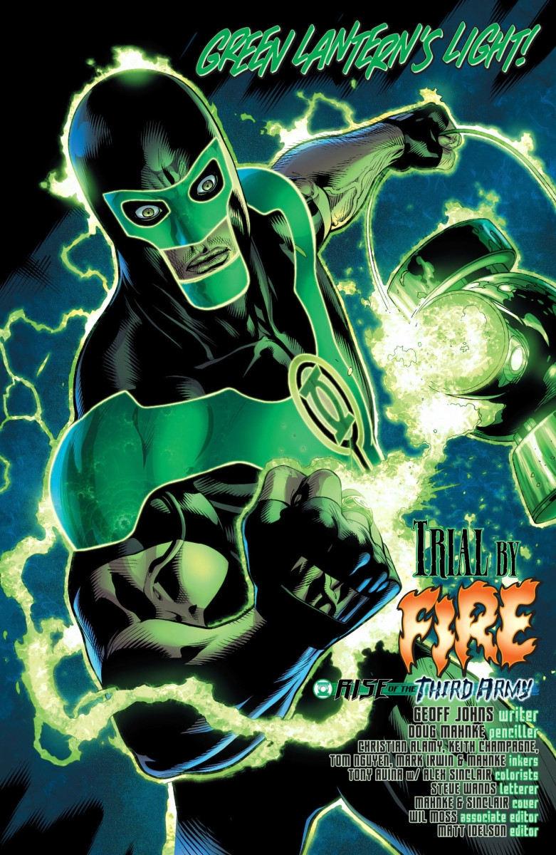 Green Lantern Ring Simon Baz Charges His ...