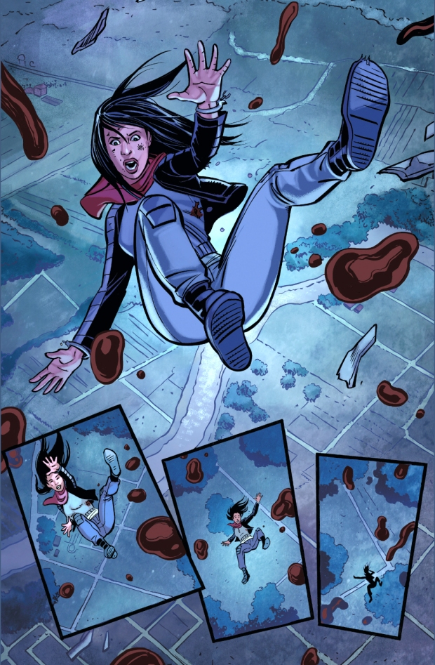 All New Wolverine Can Survive Falling From A Plane