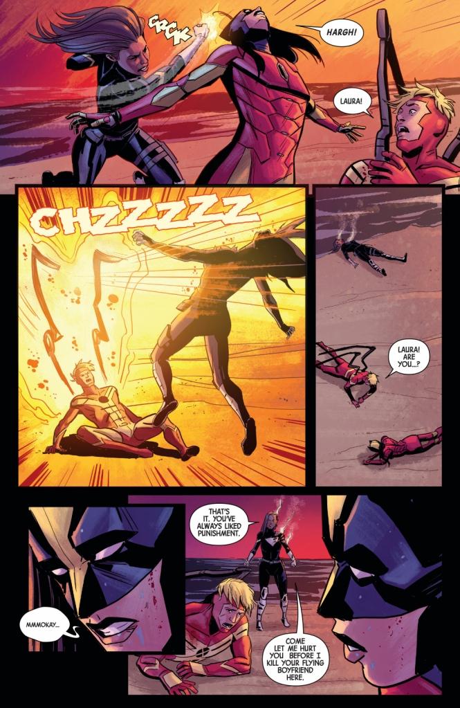 All New Wolverine Kills Kimura