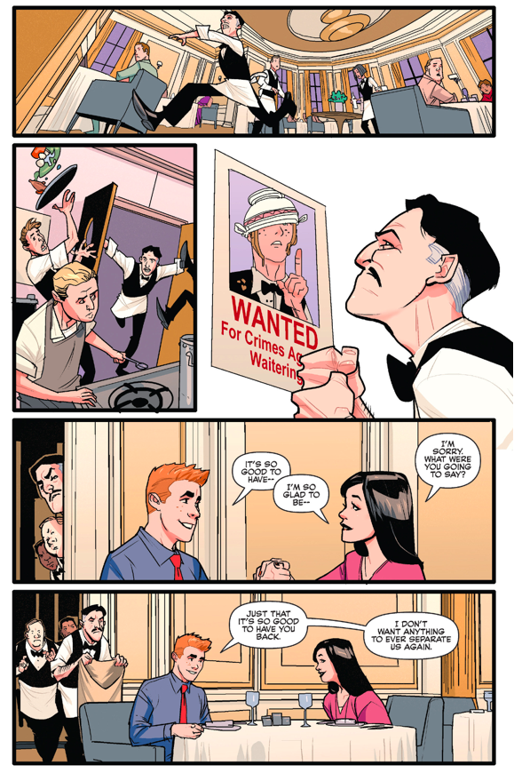 Archie And Veronica's Awkward Date