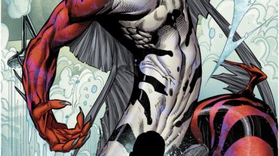 Dead Water (Aquaman Volume 8 #19)