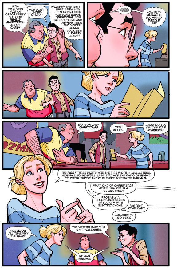 Dilton Doiley Asks Betty Cooper Out On A Date