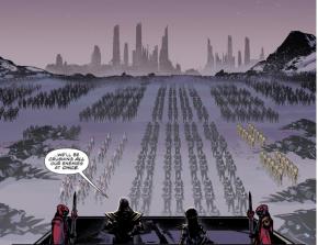 Lord Drakkon's Army