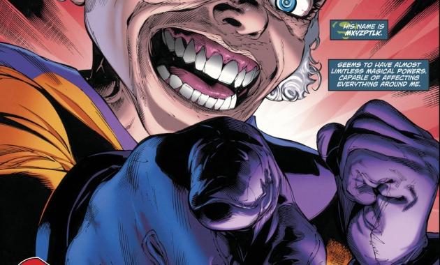 Mister Mxyzptlk (Action Comics Vol. 1 #976)