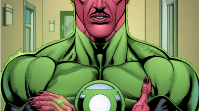 Sinestro (Green Lantern Vol. 5 #1)