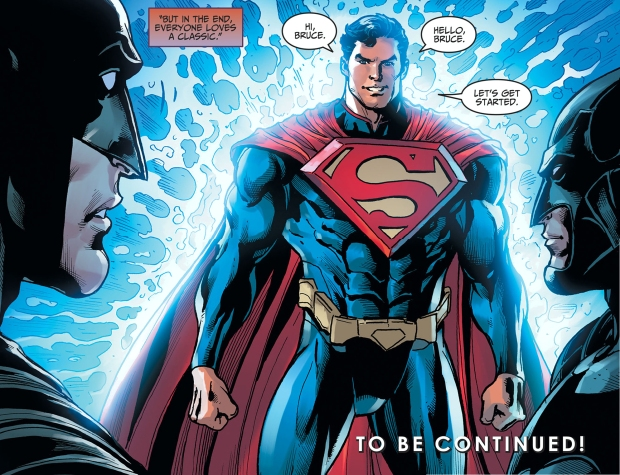 Superman (Injustice Ground Zero #22)