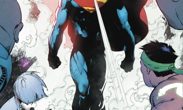 Superman (New Super-Man #9)