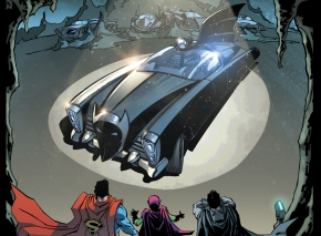 The Batmobile (The Master Race)