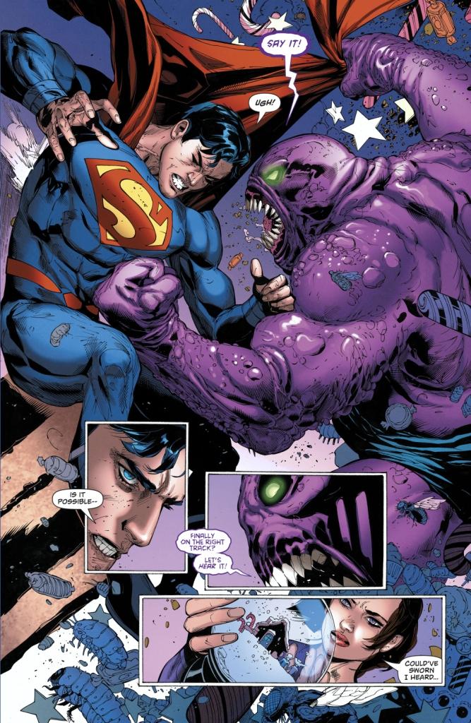 The Fake Clark Kent's Real Identity