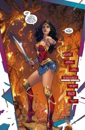 Wonder Woman Bana-Migdhall