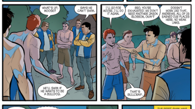 Archie Andrews Goes Through Hell Week