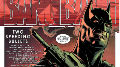 Batman Kills Amanda Waller And Rick Flag (Injustice II)