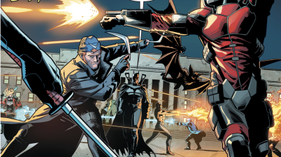 Captain Boomerang And Deadshot (Injustice II)