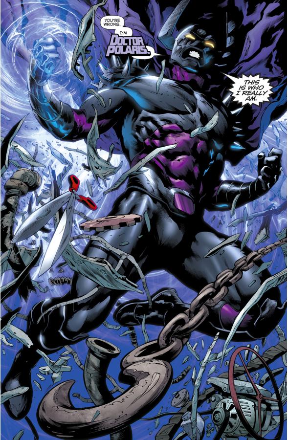 Doctor Polaris (Green Lanterns #20)
